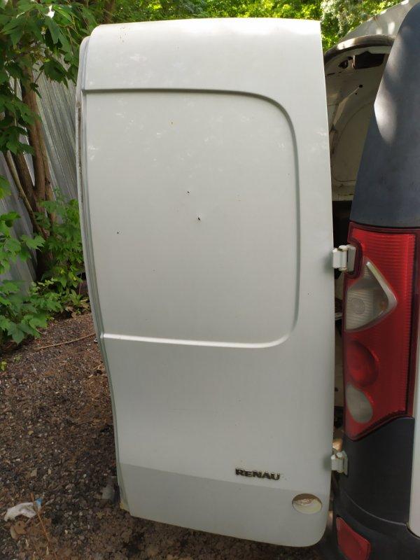 Дверь багажника Renault Kangoo 2 KWO задняя правая (б/у)