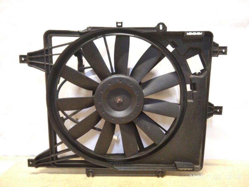 Диффузор с вентилятором Renault Clio 1 2001 (б/у)