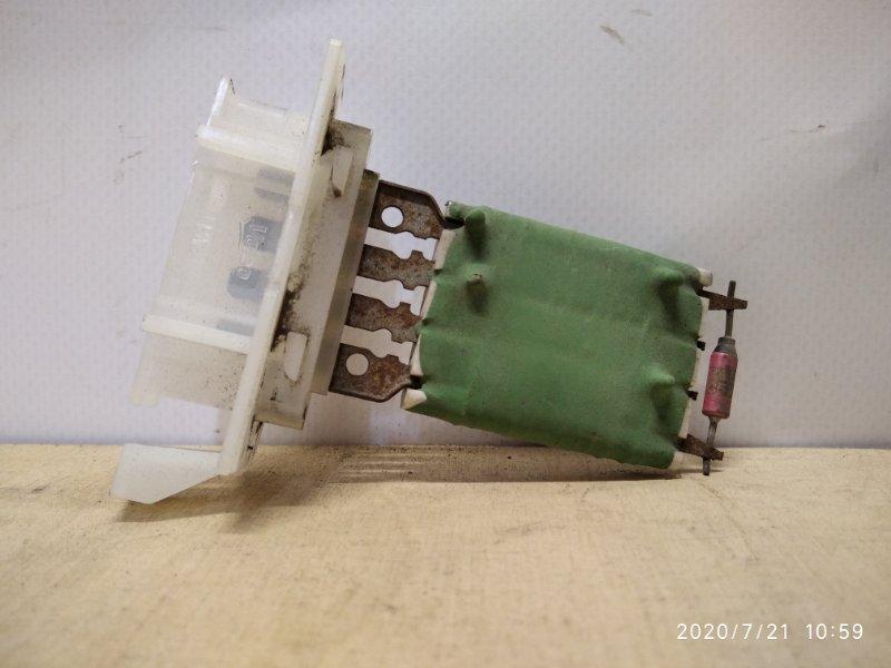 Резистор печки Renault Logan 2 L8 H4M (б/у)