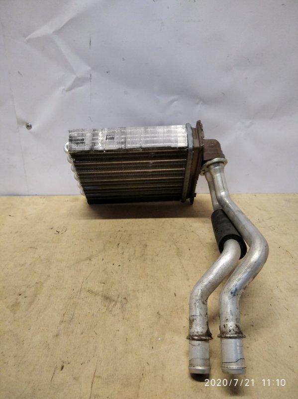 Радиатор печки Renault Logan 2 L8 H4M (б/у)