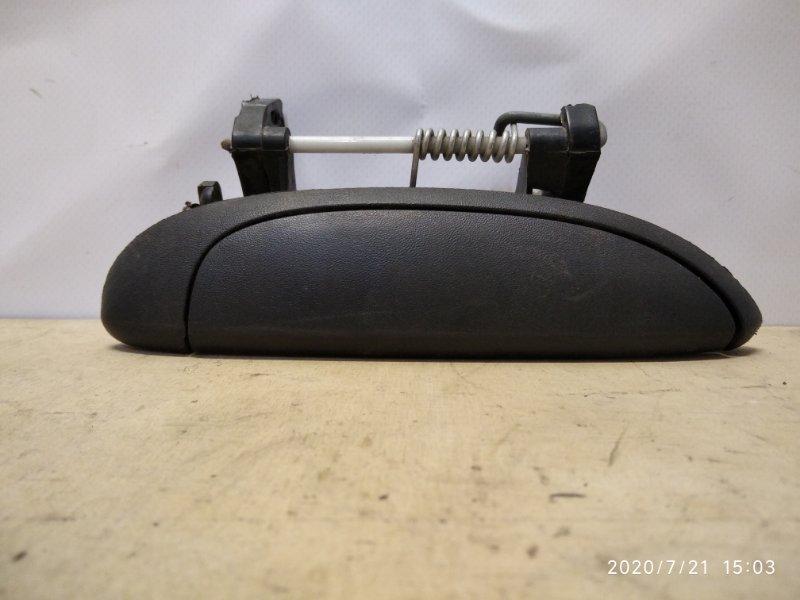 Ручка двери Renault Scenic 1998 передняя правая (б/у)