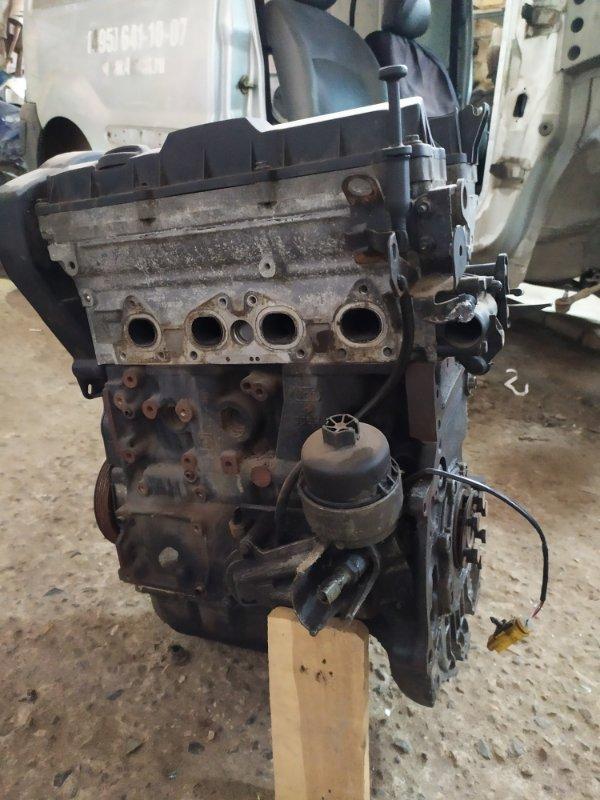 Двигатель Citroen С4 2008 (б/у)