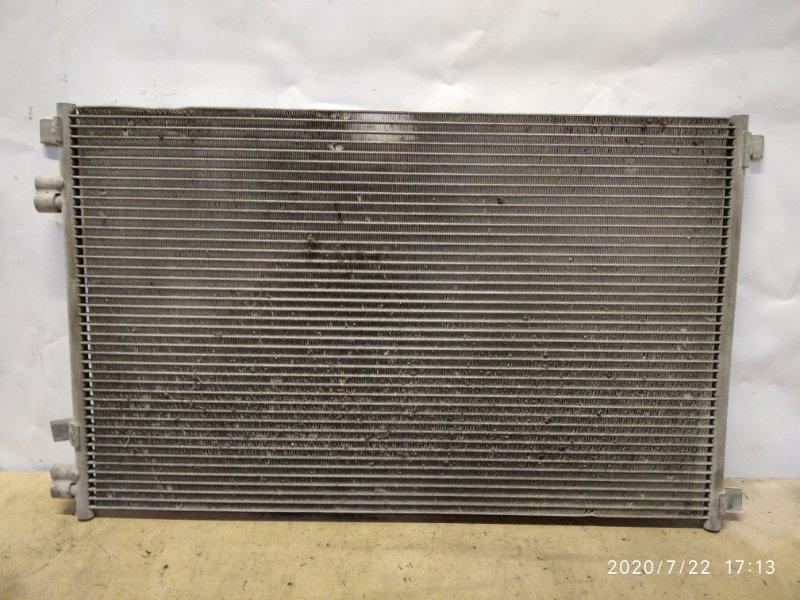 Радиатор кондиционера Renault Megane 2 (б/у)
