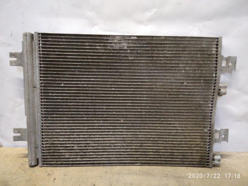 Радиатор кондиционера Renault Logan 1 2008 (б/у)