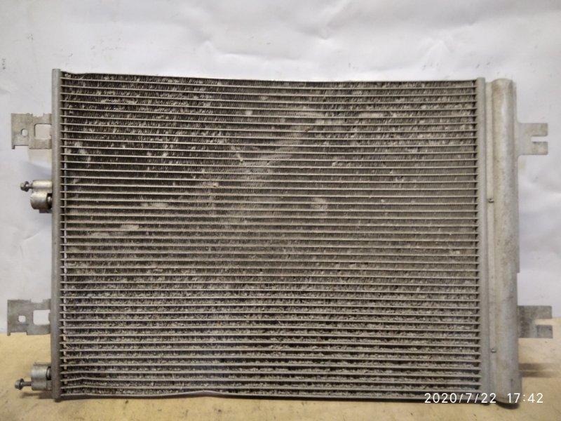 Радиатор кондиционера Renault Duster 2011 (б/у)