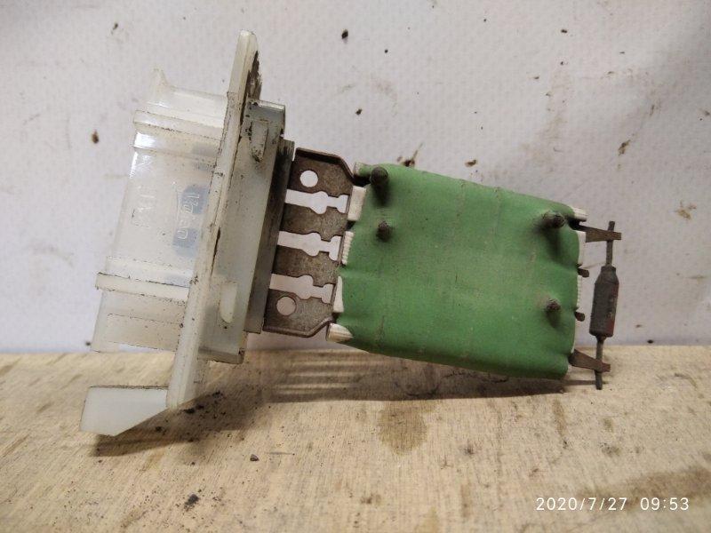 Резистор печки Lada Largus 2013 (б/у)