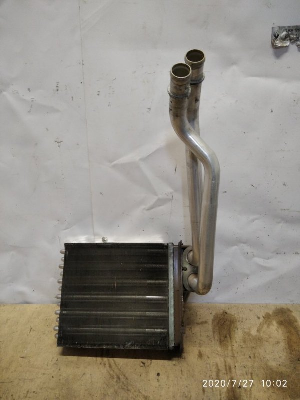Радиатор печки Lada Largus K4M 2011 (б/у)