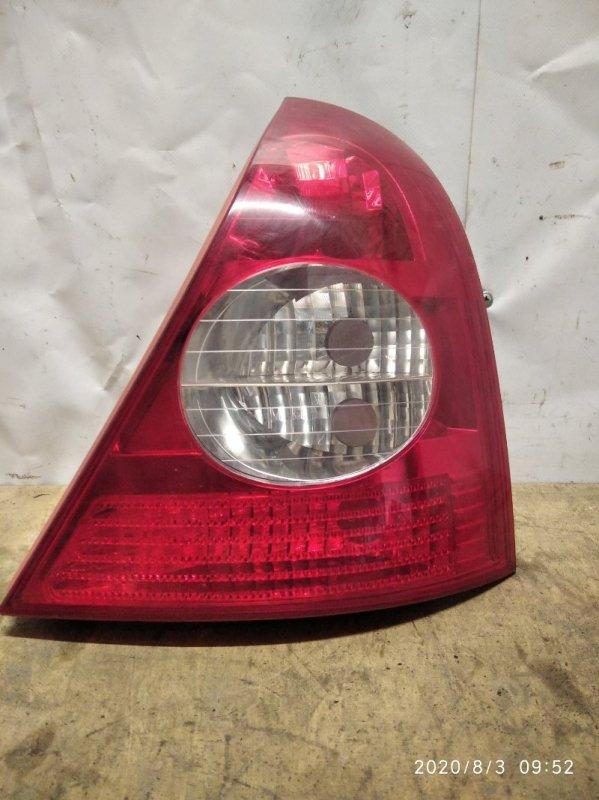 Фонарь Renault Clio 2 2001 задний правый (б/у)