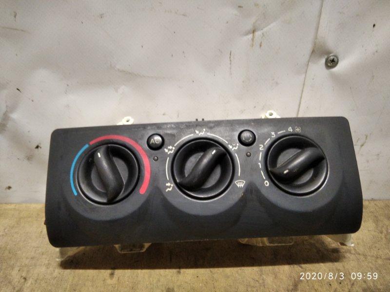 Блок управления отопителем Renault Clio 2 2001 (б/у)