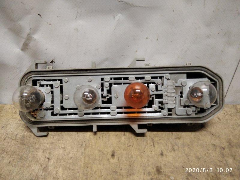 Плата фонаря Renault Clio 2 2001 задняя (б/у)