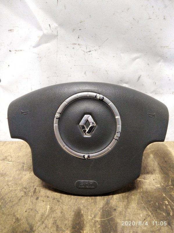 Подушка безопасности в руль Renault Megane 2 2002 (б/у)