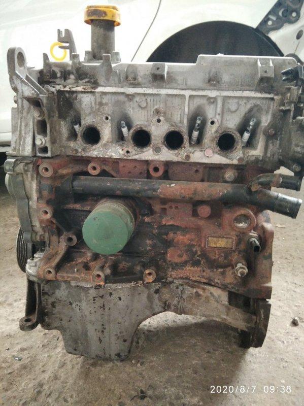 Двигатель Renault Logan 2 K7M 2015 (б/у)