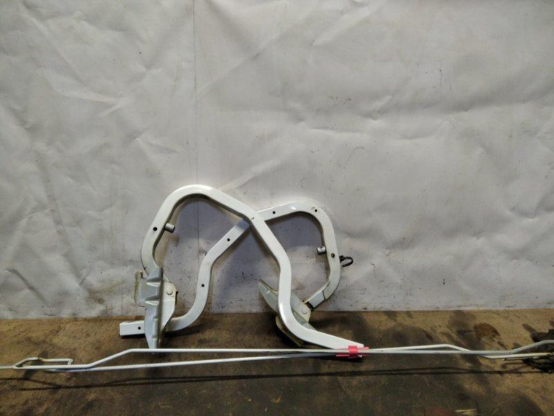 Петля крышки багажника Nissan Almera G15 2012 задняя (б/у)