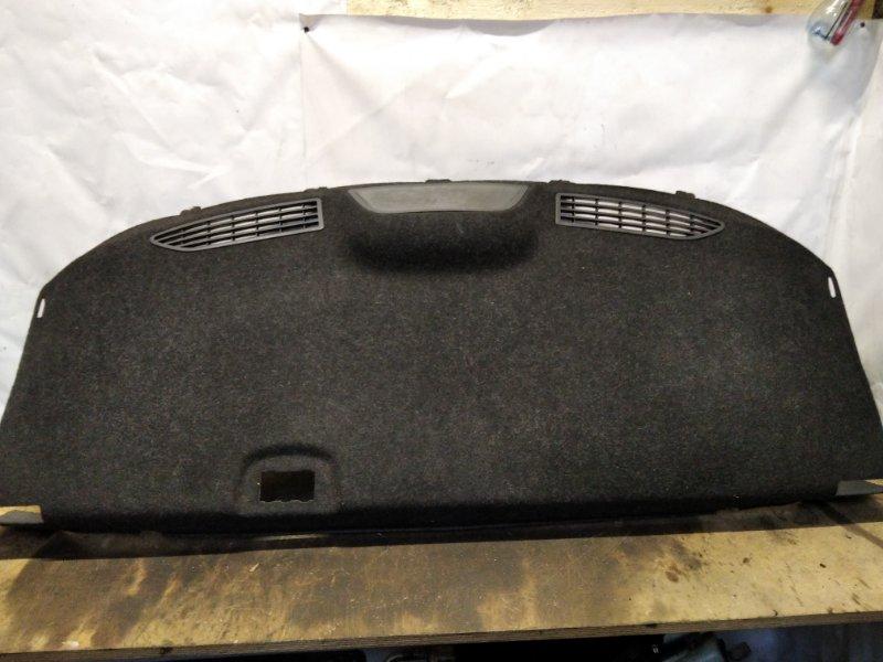 Полка багажника Nissan Almera G15 2012 задняя (б/у)