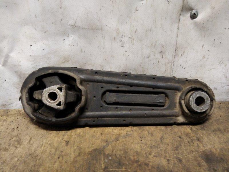 Опора двигателя задняя Nissan Almera G15 K4M 2012 (б/у)