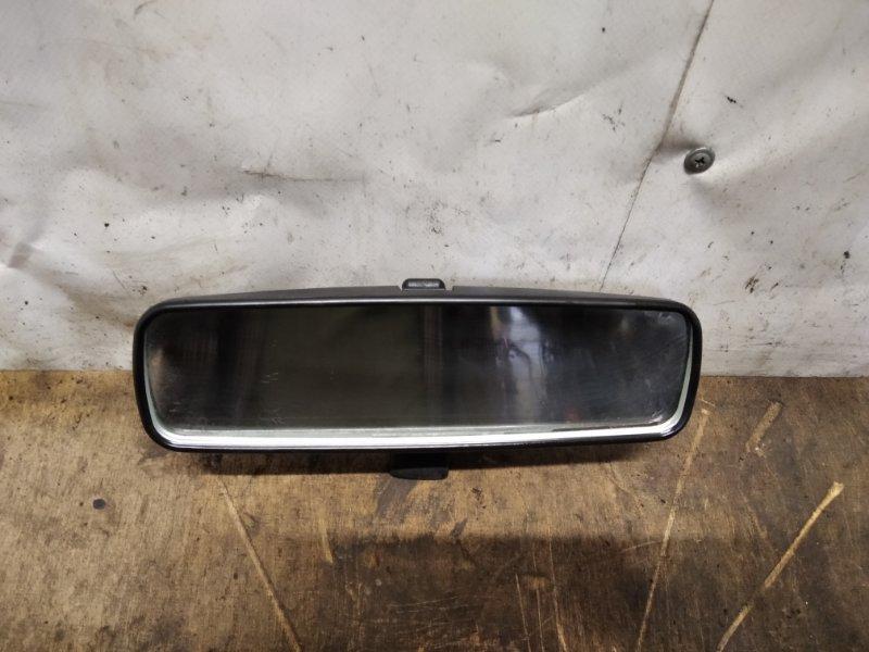 Зеркало салона Nissan Almera G15 2012 (б/у)