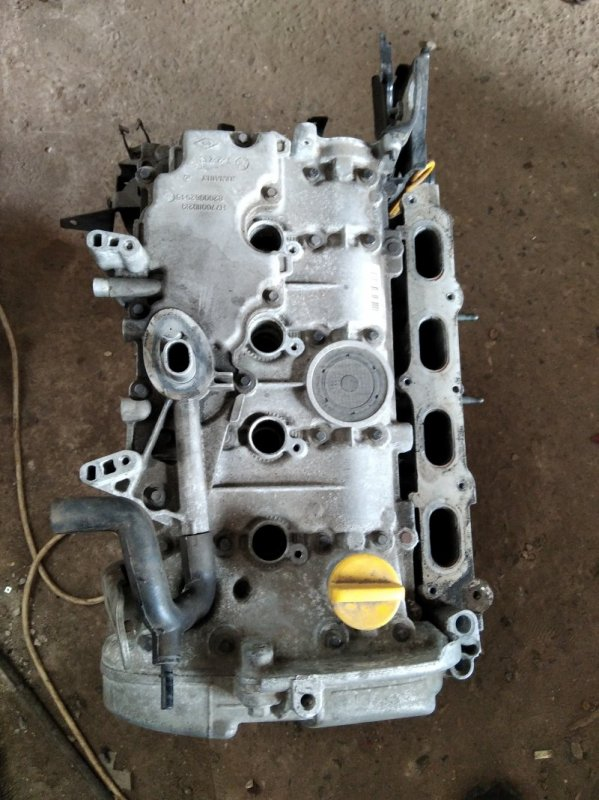 Двигатель Nissan Almera G15 K4M 2014 (б/у)