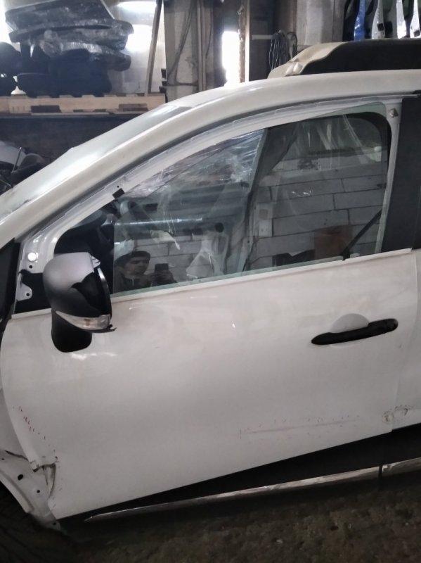 Дверь Renault Kaptur SUV 5 передняя левая (б/у)