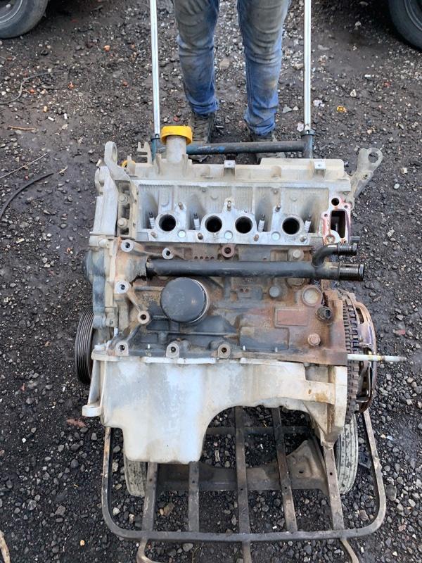 Двигатель Renault Logan 2 L8 К7M (б/у)