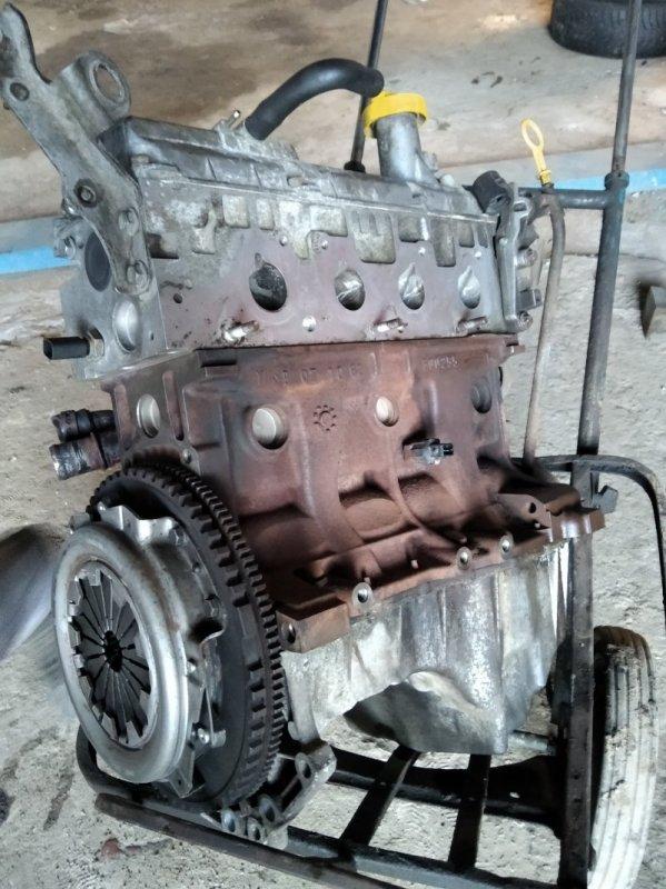 Двигатель Renault Clio 1.4 2001 (б/у)
