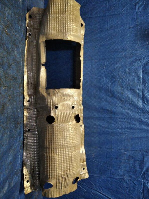 Теплозащитный экран глушителя (б/у)