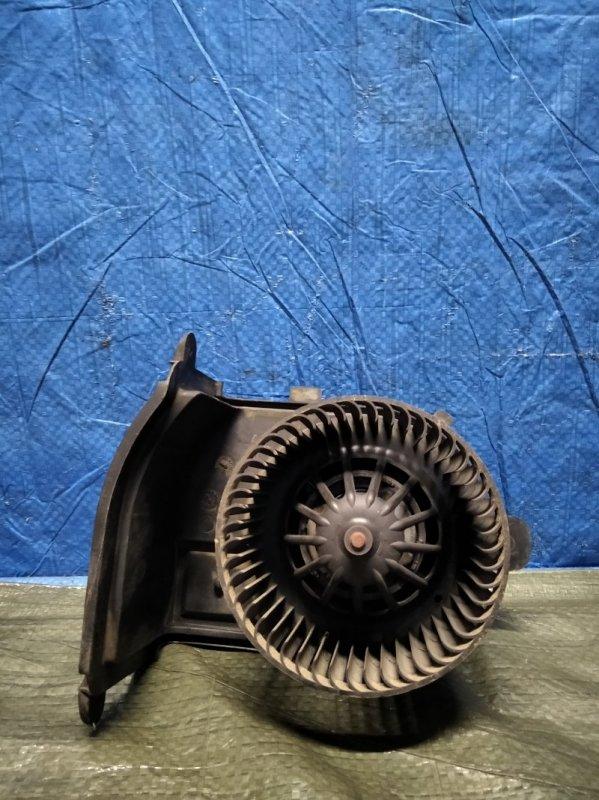 Моторчик отопителя (печки) Renault Symbol 2 2008 (б/у)