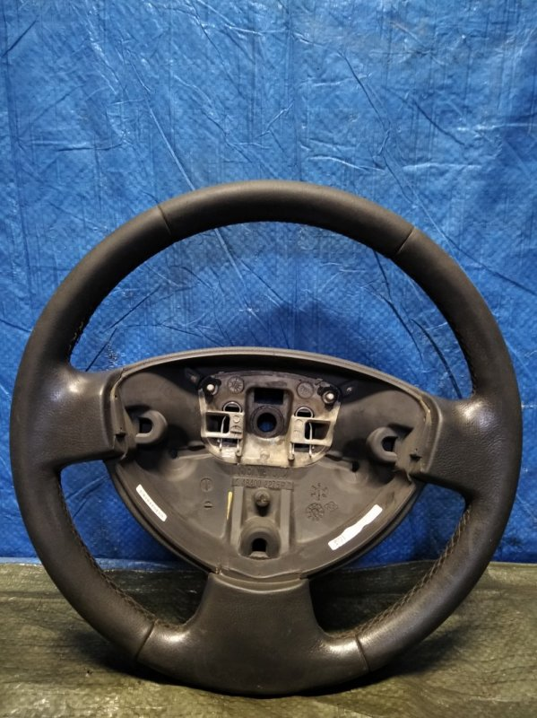 Руль Nissan Almera G15 K4M (б/у)