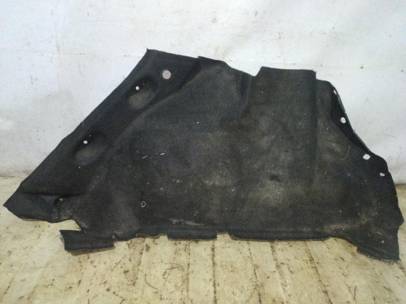 Обшивка багажника боковая Renault Sandero Stepway 1 2009 задняя правая (б/у)