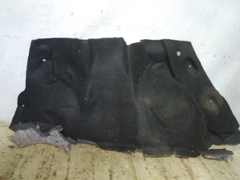 Обшивка багажника боковая Renault Sandero Stepway 1 2009 задняя левая (б/у)