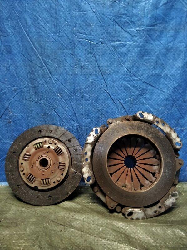 Корзина сцепления Nissan Almera G15 K4M (б/у)