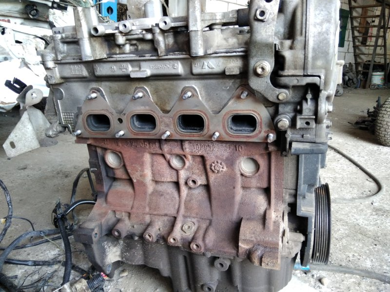 Двигатель Nissan Almera G15 K4M (б/у)