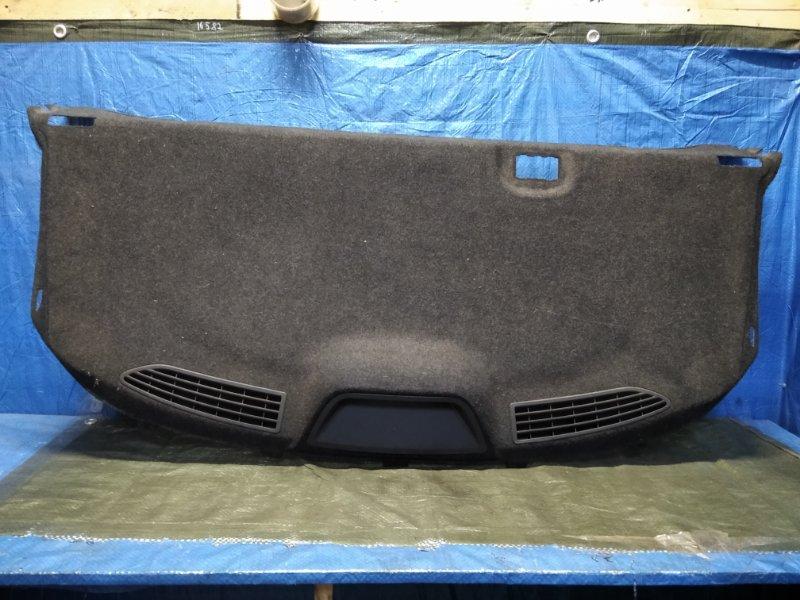 Полка багажника Nissan Almera G15 K4M (б/у)