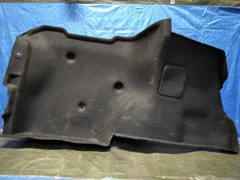 Обшивка багажника боковая Nissan Almera G15 K4M левая (б/у)