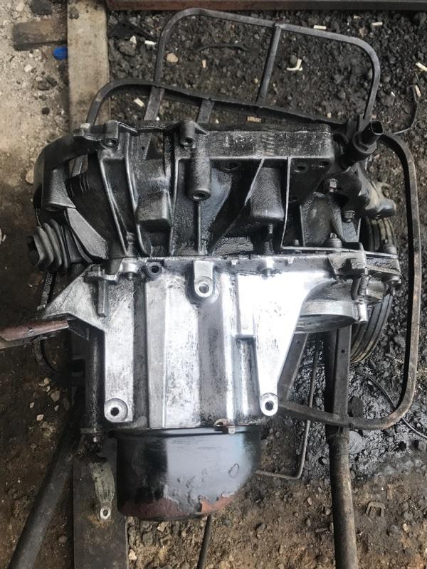 Механическая коробка передач Renault Kangoo 1 K4J 2001 (б/у)
