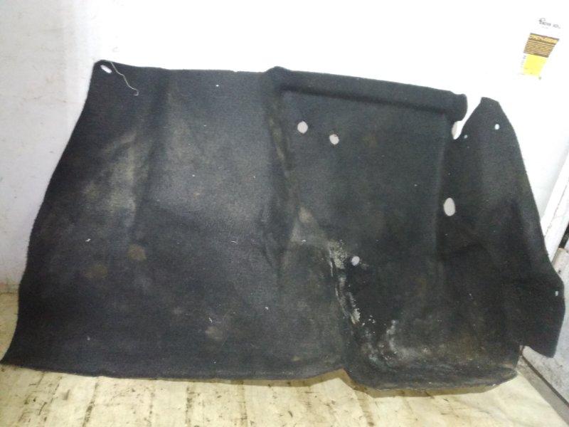Обшивка багажника боковая Renault Logan 1 2004 задняя правая (б/у)