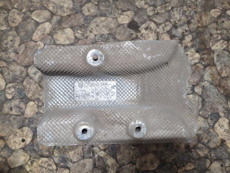 Теплозащитный экран глушителя Nissan Almera G15 K4M (б/у)