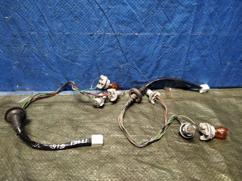 Провода прочие Nissan Almera G15 K4M задняя (б/у)