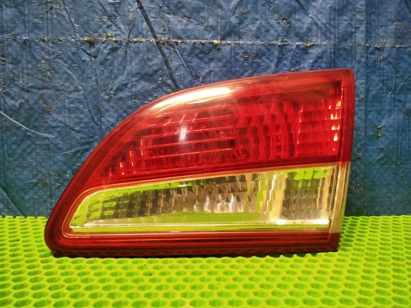 Фонарь Nissan Almera G15 K4M задний правый (б/у)