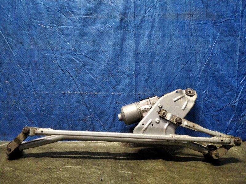 Трапеция стеклоочистителей Renault Logan 1 K7J 2008 (б/у)