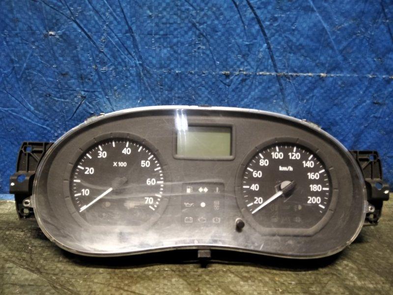 Панель приборов Renault Logan 1 K7J 2008 (б/у)