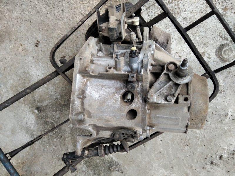 Механическая коробка передач Citroen С4 2013 (б/у)