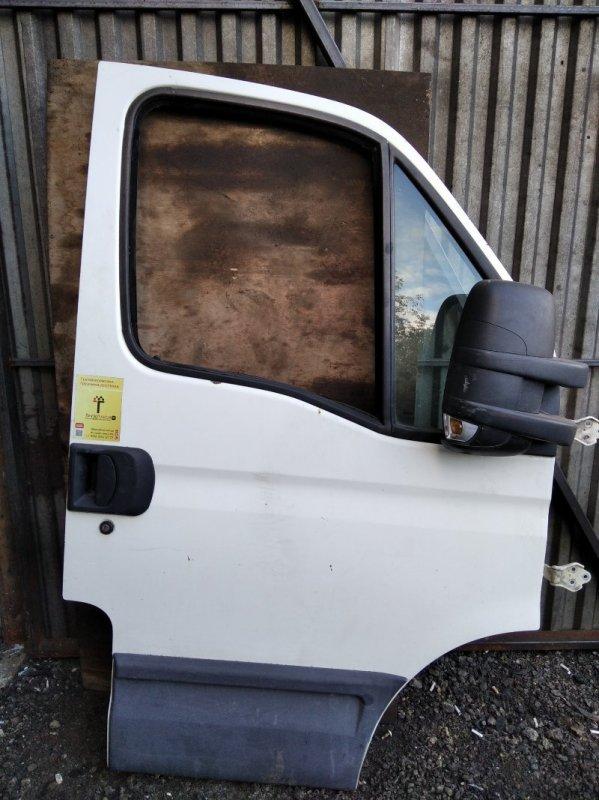 Дверь Iveco Daily 2009 передняя правая (б/у)