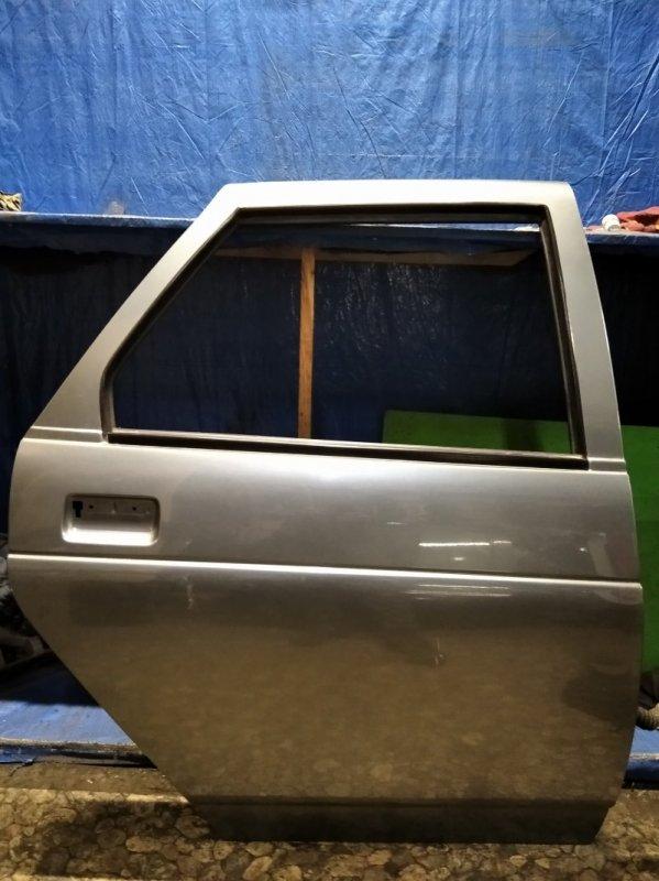 Дверь Lada 2112 1999 задняя правая (б/у)