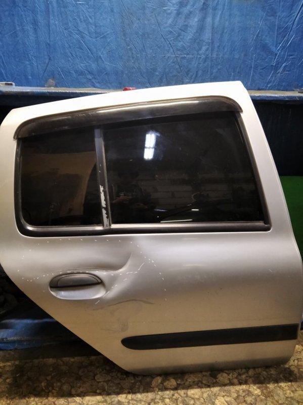 Дверь Renault Clio 2 2005 задняя правая (б/у)
