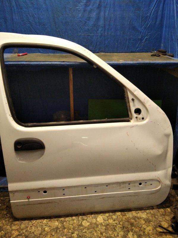 Дверь Renault Kangoo 1 1997 передняя правая (б/у)
