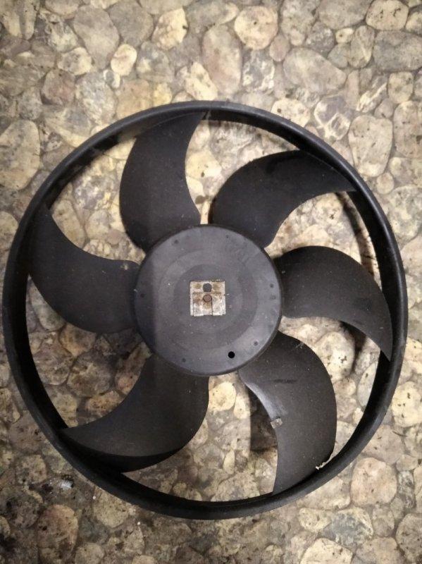 Вентилятор радиатора Renault Logan 1 2004 (б/у)