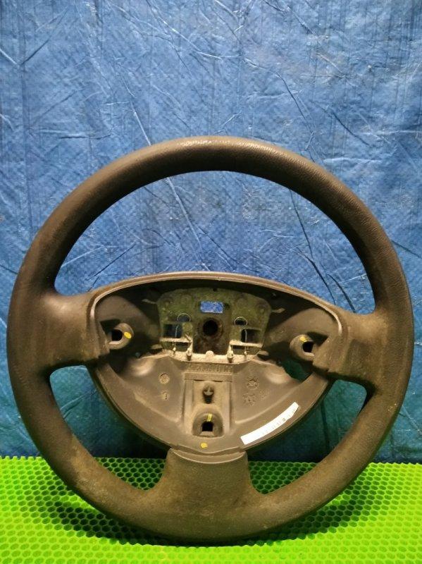 Руль Renault Logan 1 2011 (б/у)