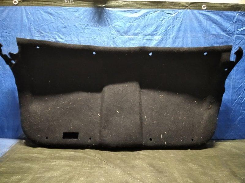 Обшивка багажника Nissan Almera G15 K4M 2015 (б/у)
