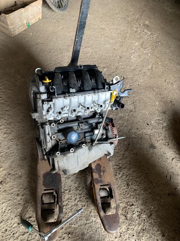 Двигатель Nissan Almera G15 K4M 2015 (б/у)