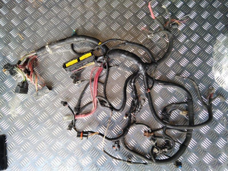Проводка подкапотная Lada Largus K4M 2013 (б/у)